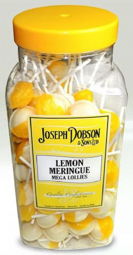 Joseph Dobson  Lemon Meringue Lolly